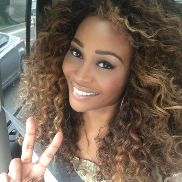 CynthiaBailey  HairCrush Posted by sexceeonassis