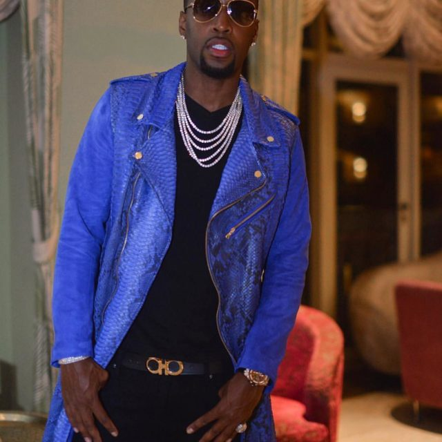 Safaree said he not wearing furs anymore That LA sunhellip