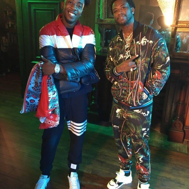 Desiigner and GucciMane Posted By shortydowop