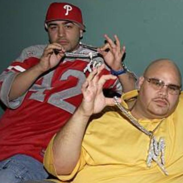 TuesdayThrowback TonySunshine and FatJoe TerrorSquad Posted by shortydowop